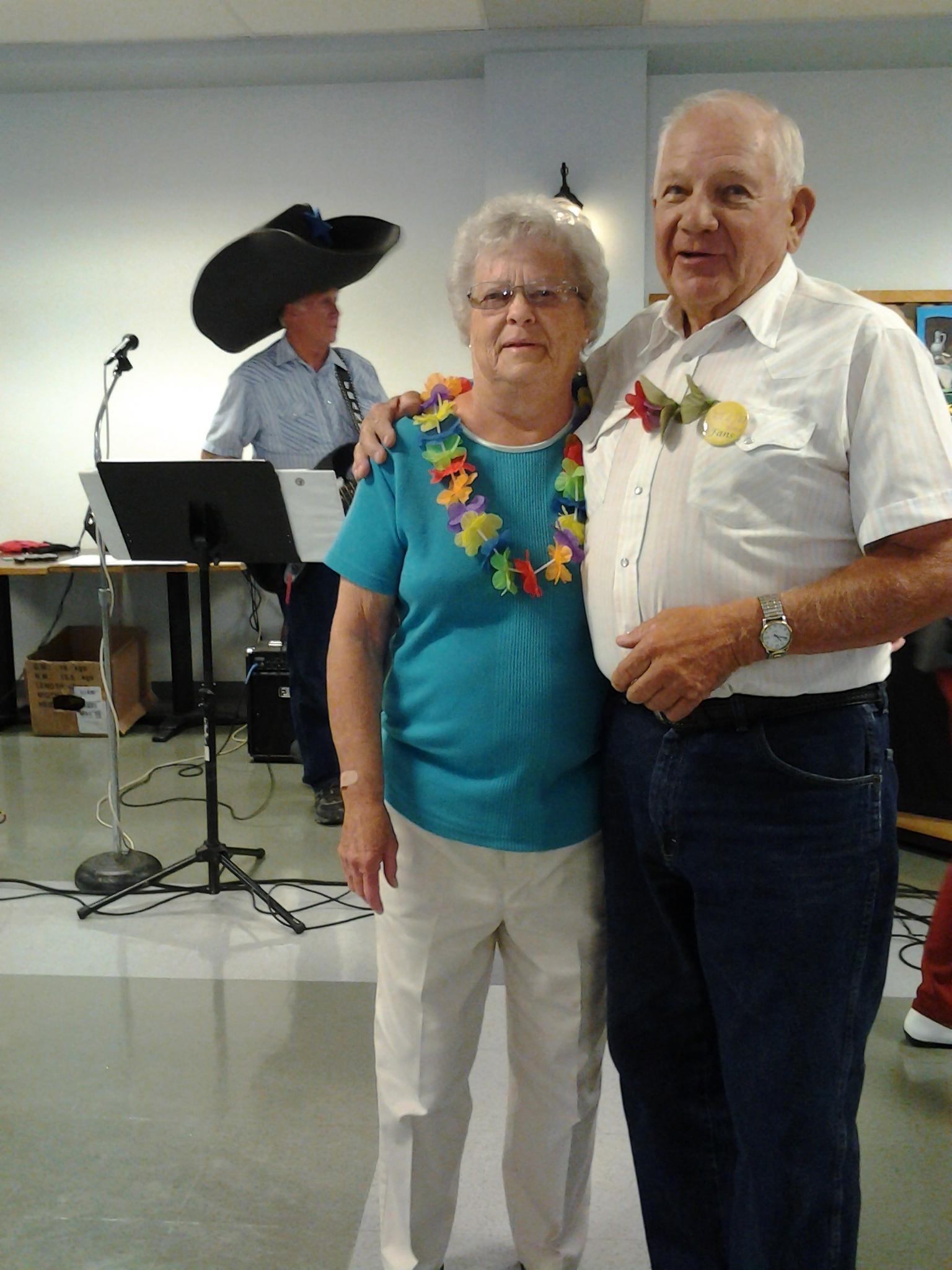 Helen & Clarence